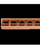 Eaves ventilation grille