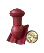 VIRTUM® ventilation chimney type 02